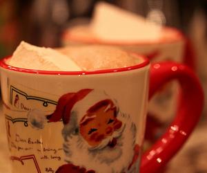 christmas, mug, and santa image