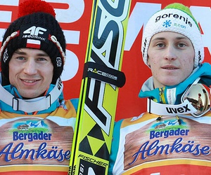 winter, ski jumping, and kamil stoch image