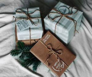 gift, christmas, and presents image