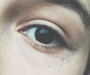 eyes, makeup, and quotes image