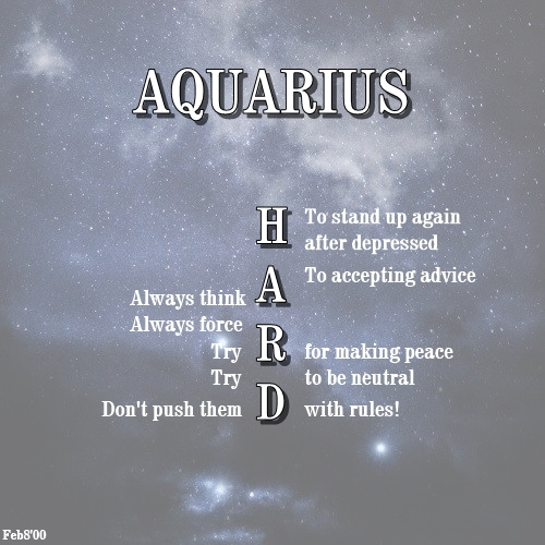 Aquarians love all things strange and unique—but sometimes, they get too weird.