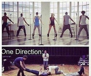 funny, directioners, and lol image