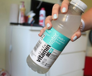 drink, healthy, and vitamin water image