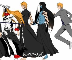 bleach, anime, and ichigo kurosaki image