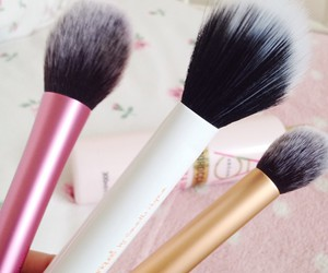makeup, girly, and Brushes image