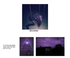 aesthetic, Darkness, and grunge image