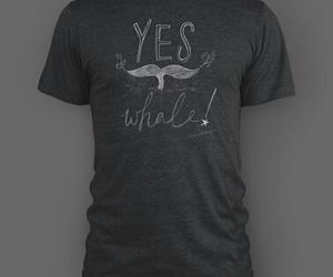 sea, shirt, and yes image