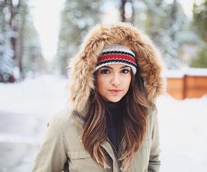 bethany mota and winter image