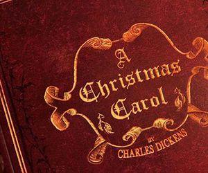 christmas, book, and holiday image