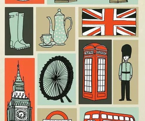 london, wallpaper, and england image