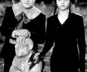 wednesday addams and goth image