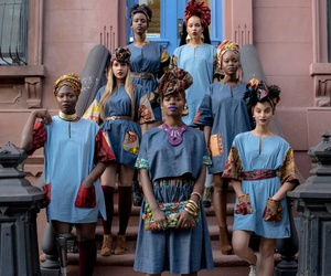 beautiful, women, and african wear image