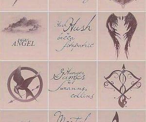 book, hush hush, and harry potter image
