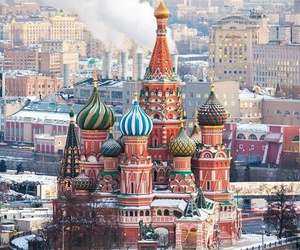 moscow, russia, and beautiful image