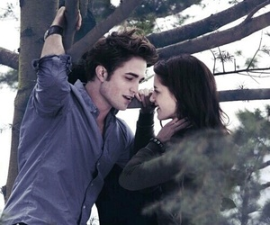 twilight, edward cullen, and bella image