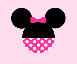 minnie and wallpaper image