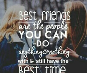best friends, friendship, and hipster image