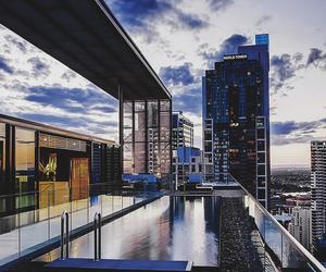city, luxury, and house image