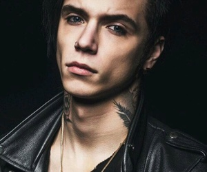 andy biersack and black veil brides image
