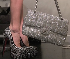 babe, fashion, and chanel image