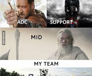 funny, team, and league of legends image