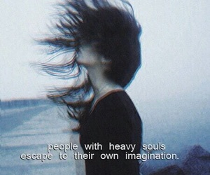 grunge, soul, and quotes image