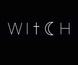 witch, wallpaper, and witchcraft image