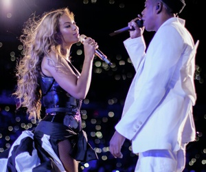 jay, queen bey, and beyoncé image
