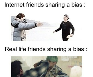 bts, kpop, and bias image