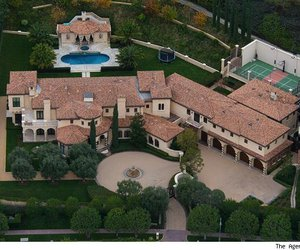 Beverly Hills, house, and Dream image