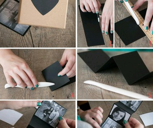 amor, regalo, and diy image