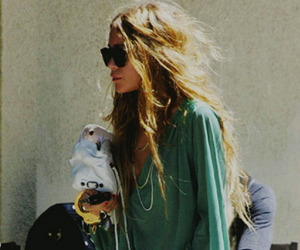 fashion, olsen, and hair image