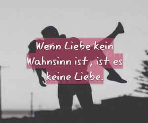 deutsch, liebe, and sprüche image