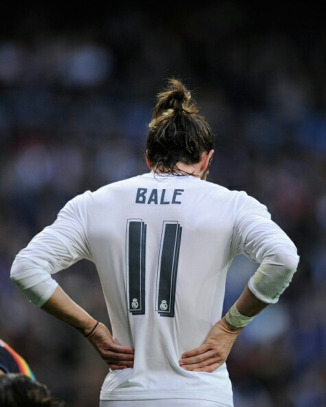 bale, real madrid, and wallpaper image