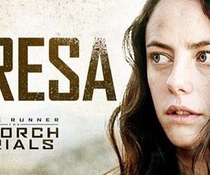 the maze runner and teresa image