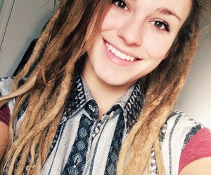 brown eyes, dreadlocks, and dreads image