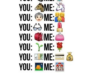 jajajajaja and me vs you emoji image