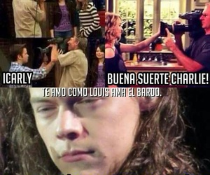 espanol, niall horan, and Harry Styles image