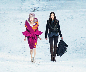 katniss everdeen, the hunger games, and effie image
