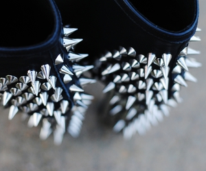 jeffrey campbell, spike, and spikes image