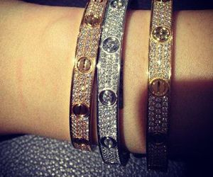 cartier and jewelery image