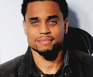 michael ealy, blue eyes, and actor image