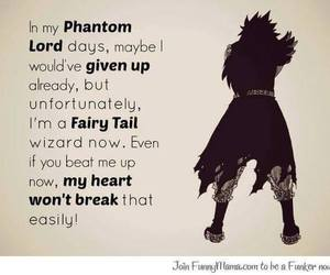 fairy tail, gajeel, and redfox image