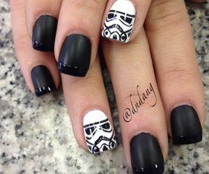 nails and star wars image