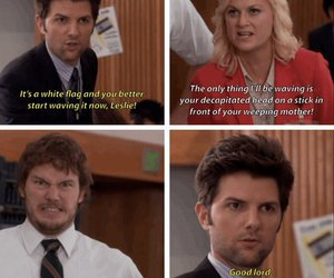 quote, parks and recreation, and parks and rec image