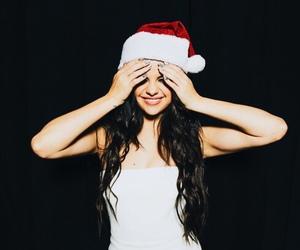 selena gomez, christmas, and Queen image
