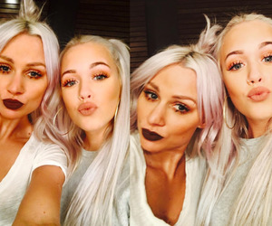 girls, make up, and lottie tomlinson image