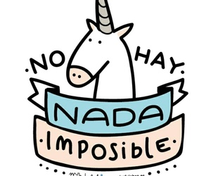 unicorn and impossible image
