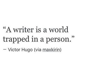 imagination, quote, and victor hugo image