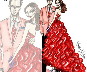 blair, chuck bass, and gossip girl image